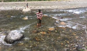 Discharge Measurement of Budhigandaki and its Tributary for Budhigandaki Hydroelectric Project