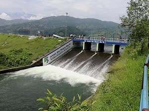 Design Review of Proposed Earthen Dam, Spillway, and Bridge and Prepare materials specification of RLCIDP