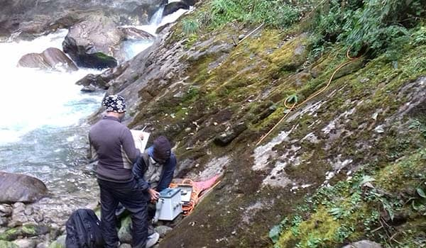 Geophysical Investigations (ERT & MASW) of Hidi Khola Hydropower Project (6.82 MW)