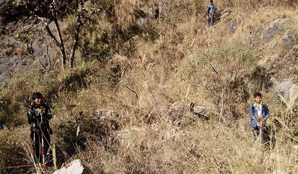 Topographical Survey of Nilgiri Transmission Line (132 kV)