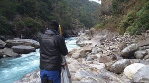 Topographic Survey of Simbuwa Khola Hydropower Project and Transmission Line
