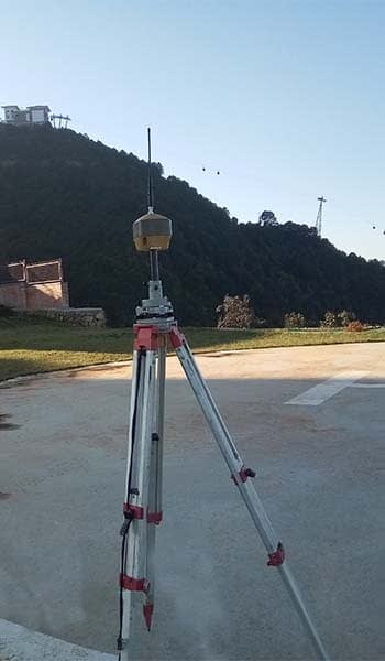 Topographical Survey and Installation of Rain Gauge Station for Chandragiri Hill Resort