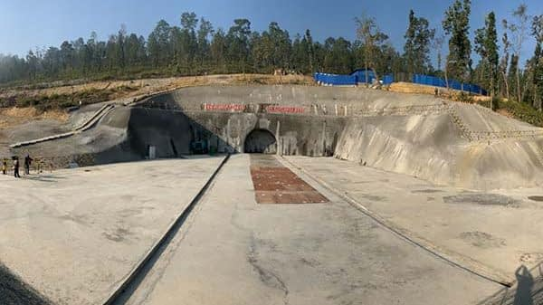 Study of Diversion Possibility from Constructed Tunnel and Survey and Design of Access Road, Hydraulic Design of Diversion Canal and Bathymetric Survey of Bheri River at Dam Site.