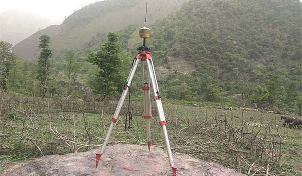 Topographic Survey and Mapping for Detailed Engineering Study of Betan Karnali Hydroelectric Project